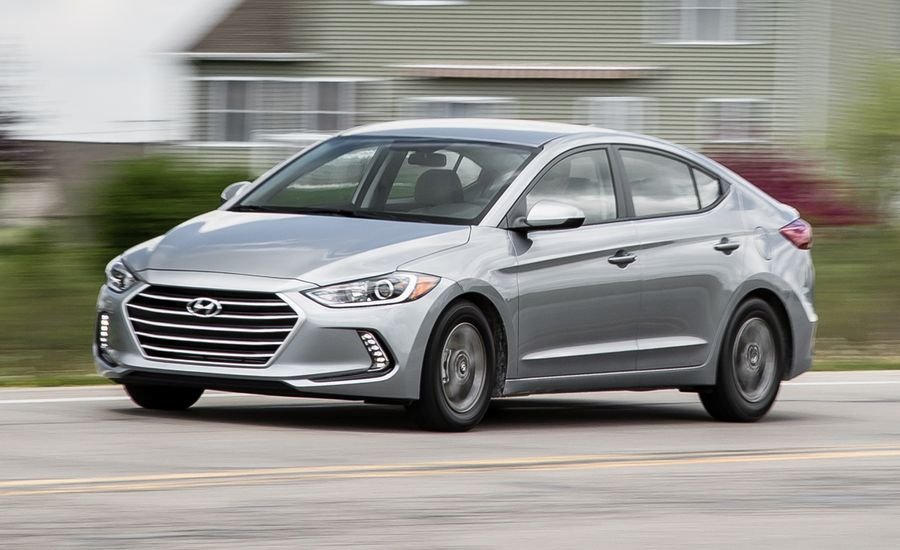 2017 hyundai elantra eco first drive review car and driver. Black Bedroom Furniture Sets. Home Design Ideas