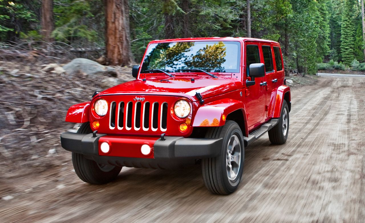 2017 jeep wrangler – review – car and driver