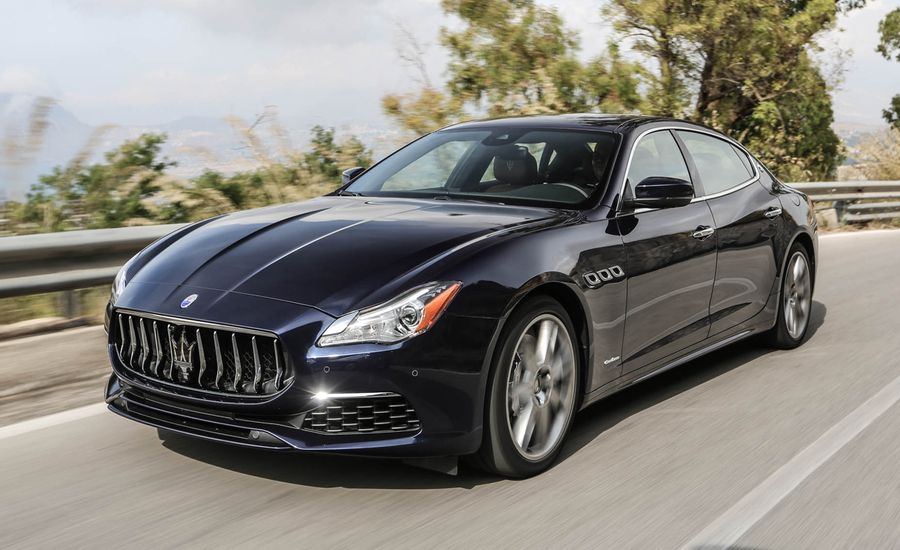 2017 Maserati Quattroporte First Drive | Review | Car and Driver