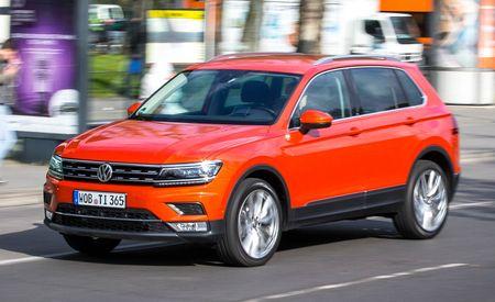 2017 Volkswagen Tiguan Euro-Spec