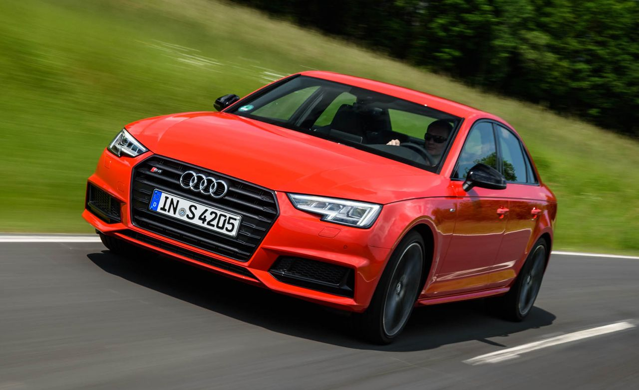 2018 Audi S4 First Drive Review Car And Driver