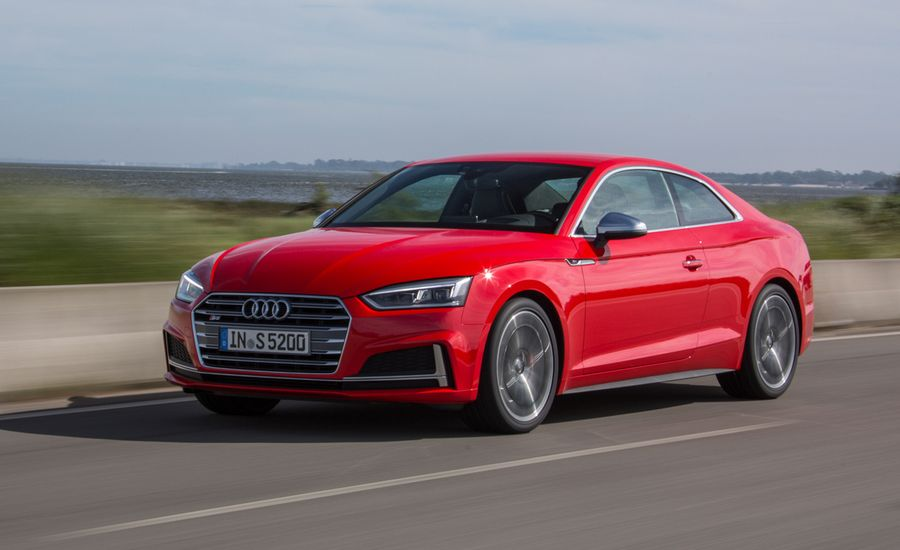 Audi S First Drive Review Car And Driver - Audi car builder