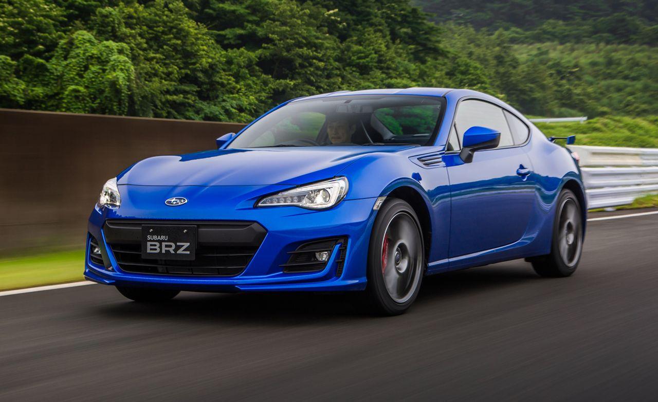 Subaru brz 2017 review