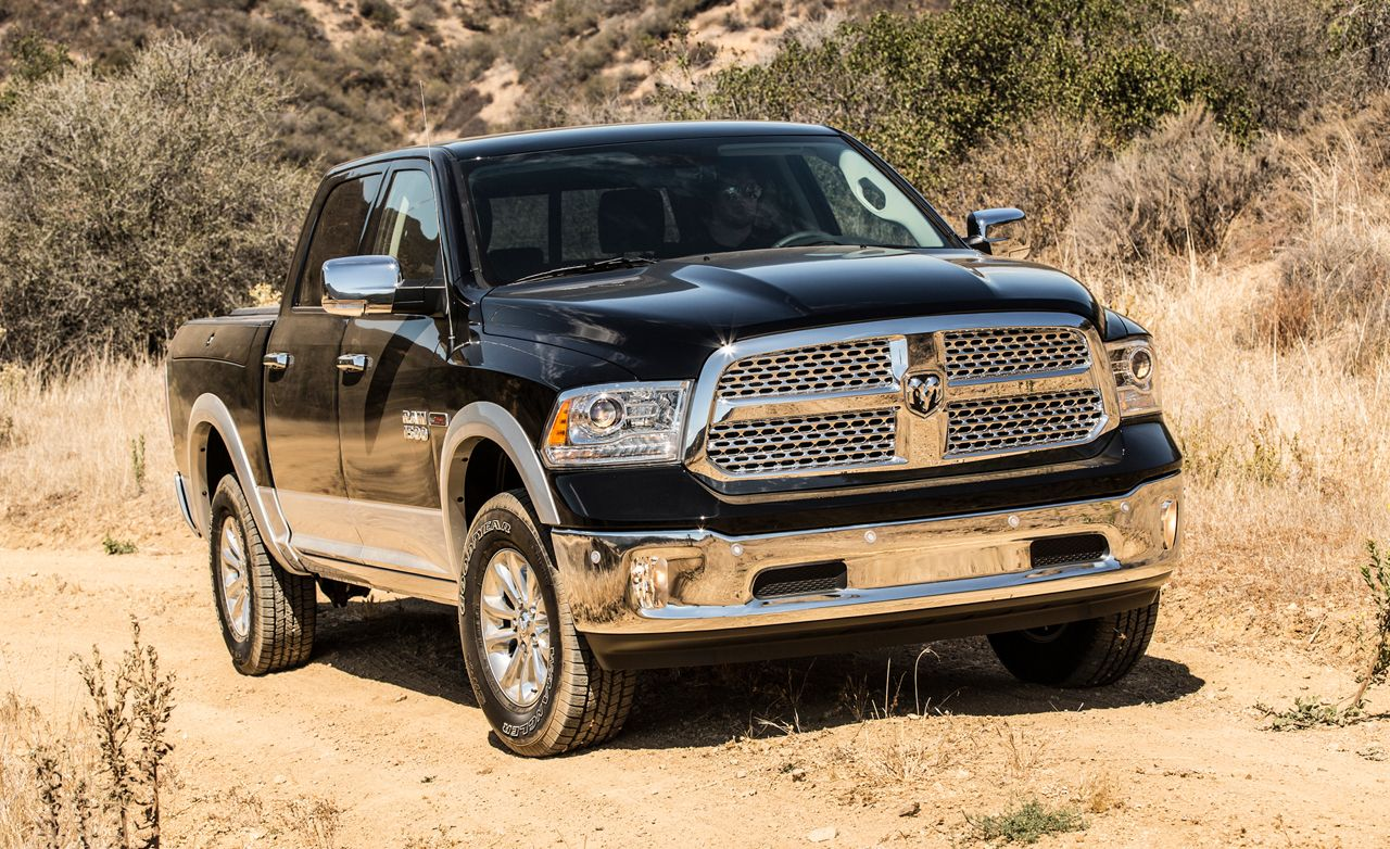 Quick Take Review Ram 1500 Pickup Review