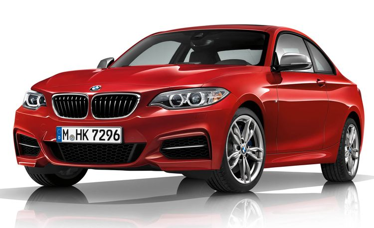 2017 BMW 2-series: New Engines, New Names, More Power