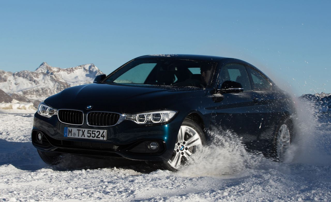 2017 BMW 4-series: Engines and iDrive Upgraded