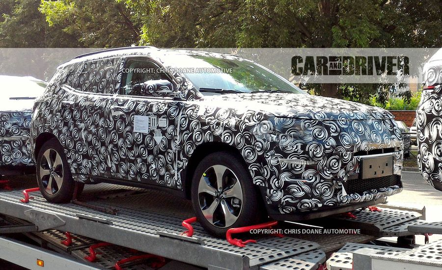 2017 Jeep Compass/Patriot Replacement