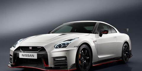 2017 Nissan Gt R Nismo Photos And Info 8211 News 8211 Car And