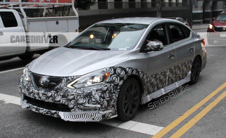 2017 Nissan Sentra NISMO: Extreme Makeover, Sentra Edition?