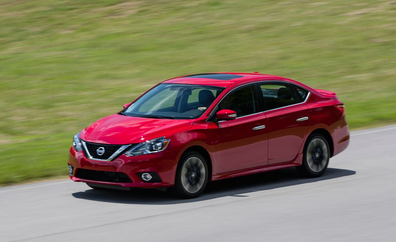 2019 Nissan Sentra Reviews Price Photos And Specs Car Driver
