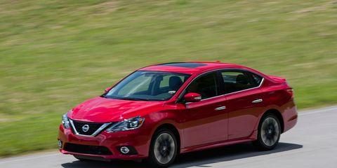 2017 Nissan Sentra Sr Turbo Photos And Info 8211 News 8211 Car