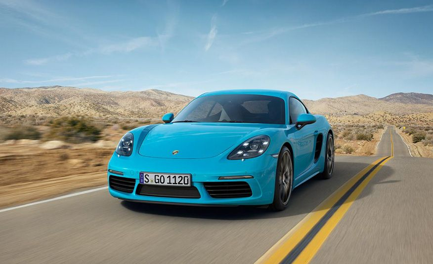 2017 Porsche 718 Cayman / Cayman S: Turbo, Part II
