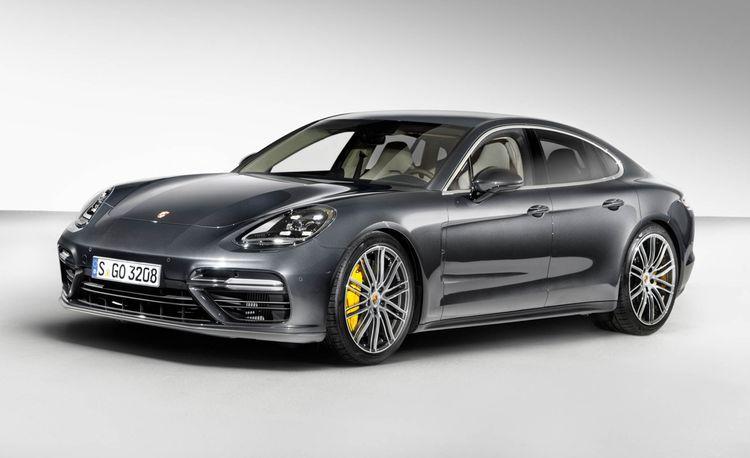 2017 Porsche Panamera: Beautifully Advanced