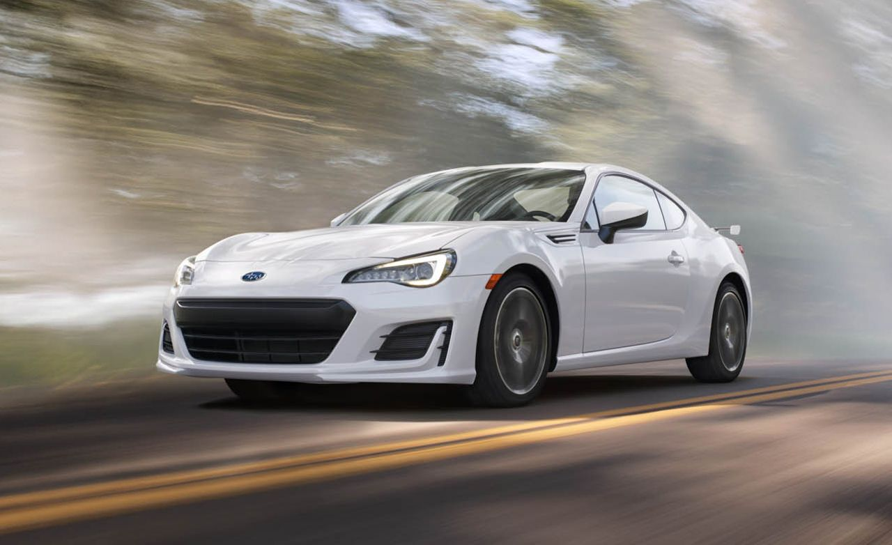 Subaru Brz Reviews Price Photos And Specs Car Engine Diagram Driver