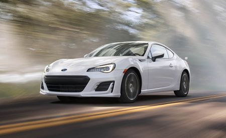 2017 Subaru BRZ Updated: Easier, BRZ-ier, Better-Looking