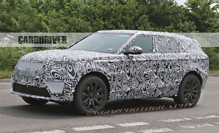 2018 Land Rover Range Rover Sport Coupe: The Brits Jump on the X6 Train