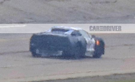 2019 Chevrolet Corvette C8: The Mid-Engined Beast Spied Testing!