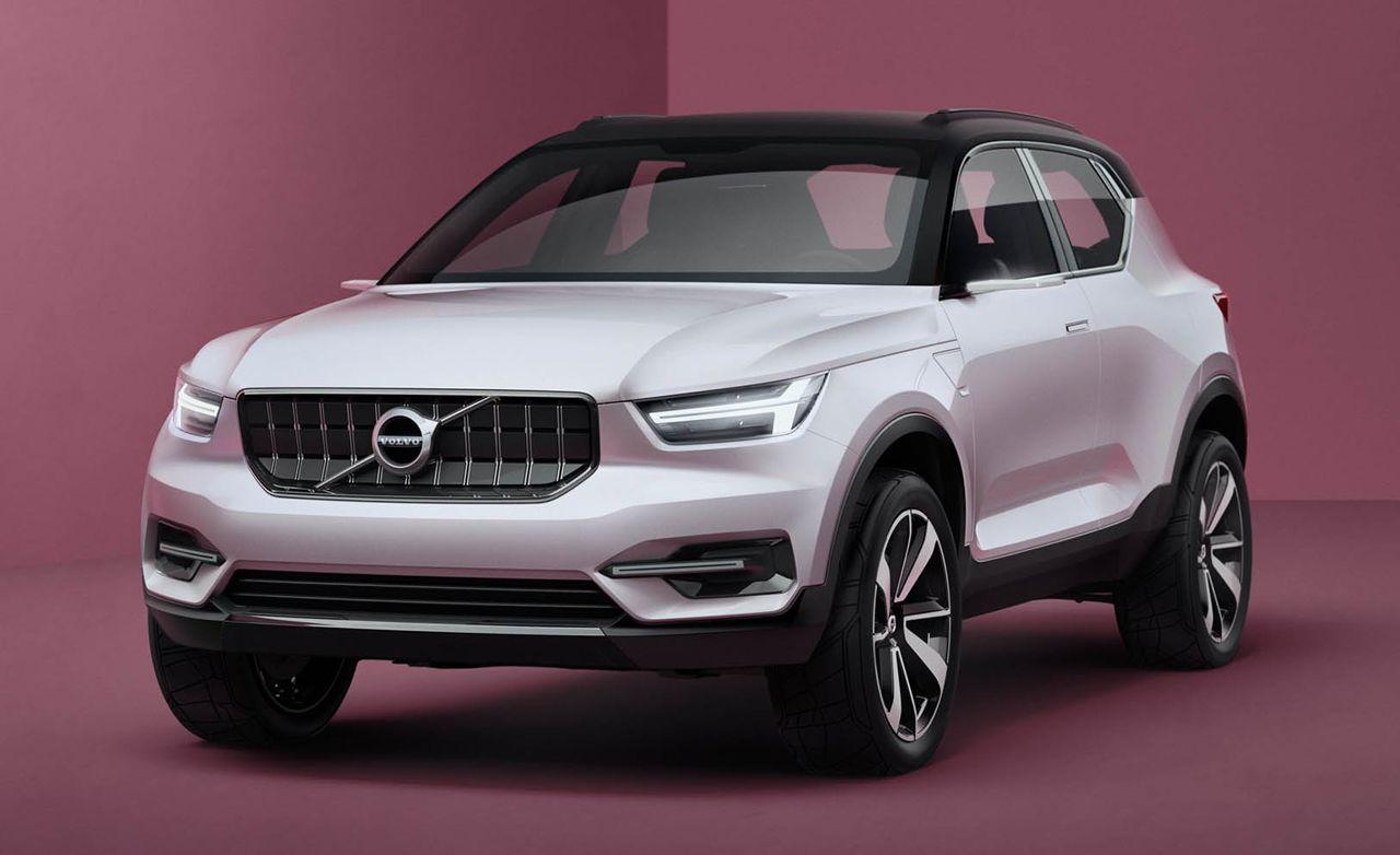 Volvo 40.1 Concept: Meet the Next XC40
