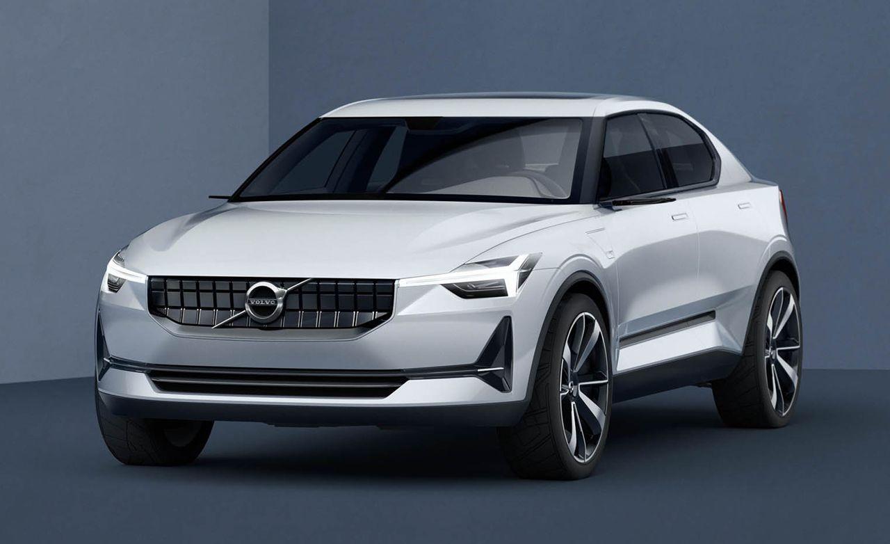 Volvo 40.2 Concept: A Taste of Volvo's Next Small Car