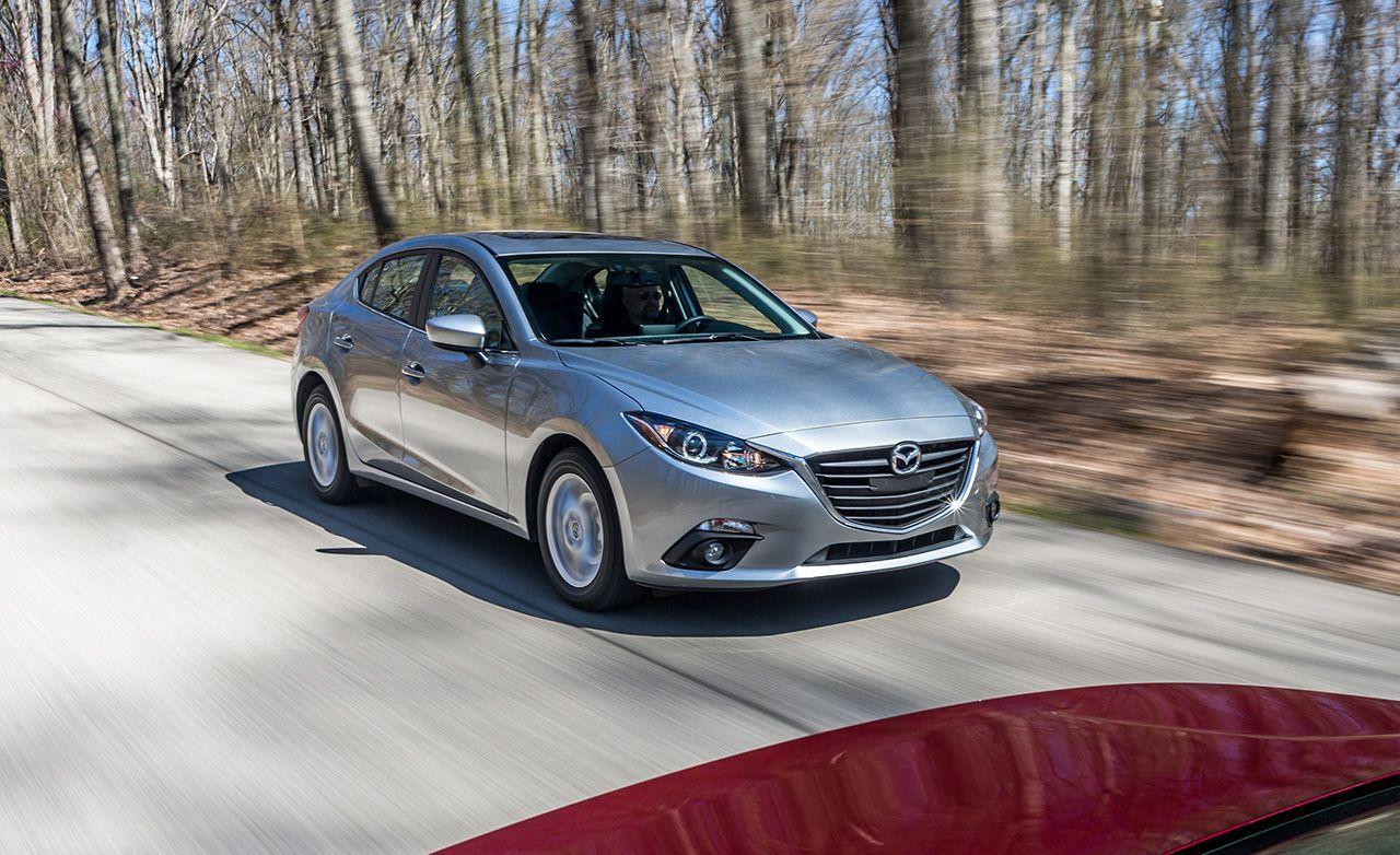 Mazda 3 Owners Manual: Bright-Metal Maintenance