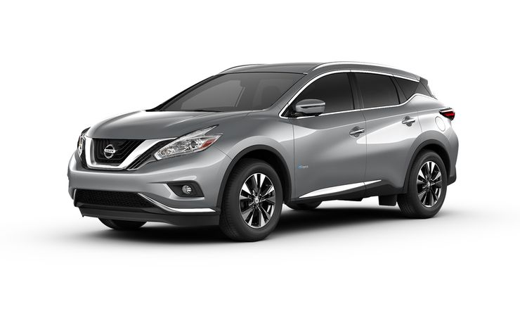 2016 Nissan Murano Hybrid: Yes, There Is One