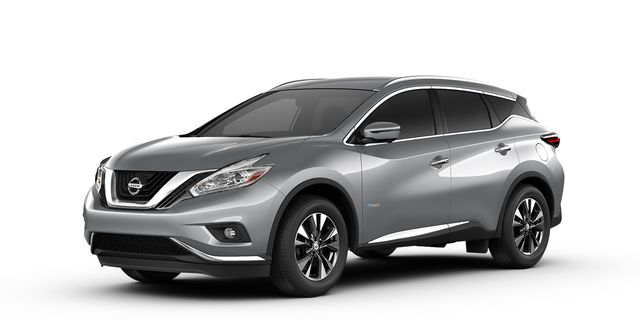 2016 Nissan Murano Hybrid Photos And Info 8211 News Car Driver