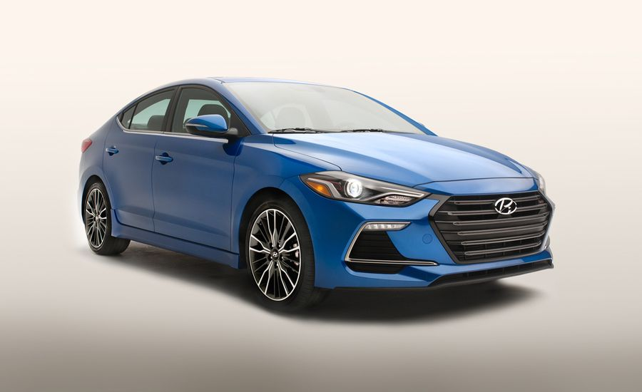 2017 hyundai elantra sport official photos and info news for Hyundai motor finance payoff