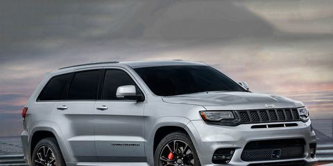 The Cur Jeep Grand Cherokee May Be Getting Long In Tooth But Is Doing Quite A Bit To Keep It Fresh For Next Year Or Two Until Its