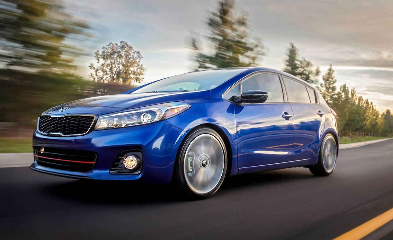 2017 Kia Forte: Minor Style Changes, More Equipment
