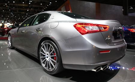 2017 Maserati Ghibli Embellished with New Features and Tech
