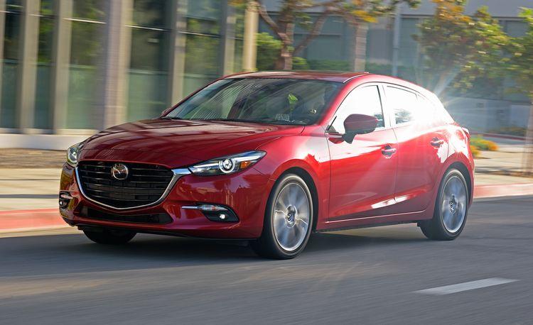 2017 Mazda 3: Sharper, Crisper, Cleaner