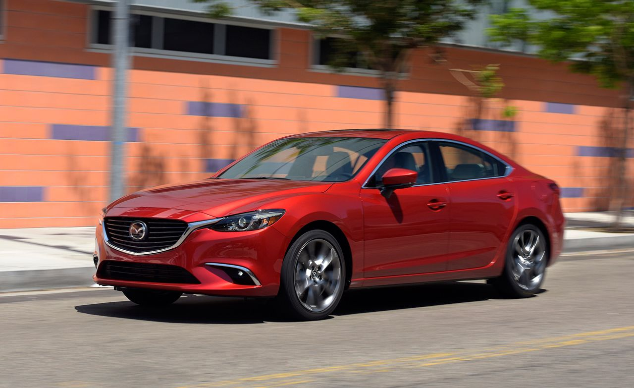 luxury car of mazda  2017 Mazda 6 | In-Depth Model Review | Car and Driver