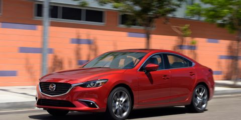 Study The Photos Of 2017 Mazda 6 Sedan Do You Notice Any Differences Between It And Subtly Refreshed Introduced For 2016