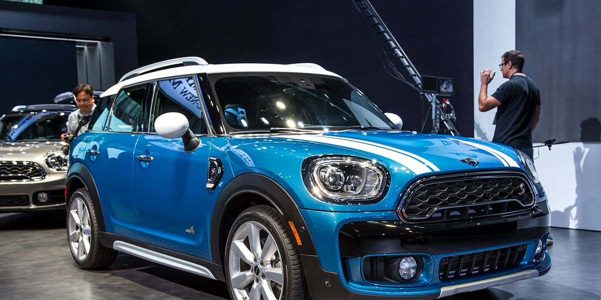 2017 Mini Countryman S Pictures And Info 8211 News Car Driver