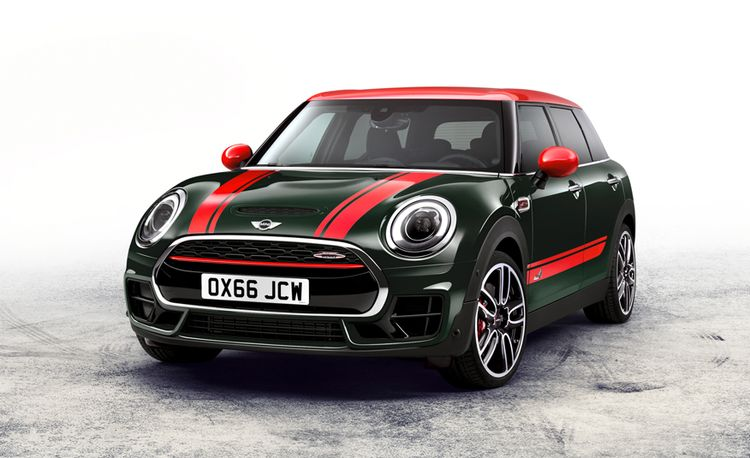 2017 Mini John Cooper Works Clubman ALL4: A VW Golf R with a British Accent?