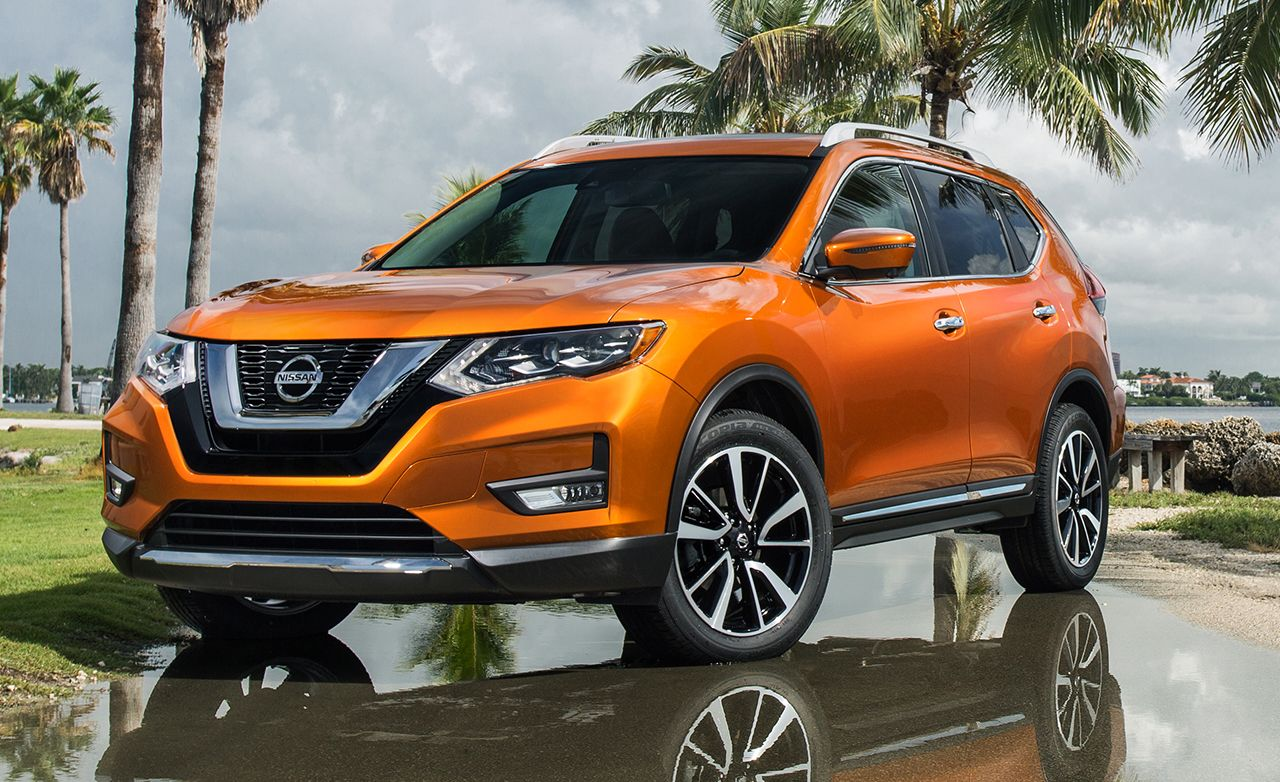 2017 nissan rogue rogue hybrid official photos and info news car and driver. Black Bedroom Furniture Sets. Home Design Ideas