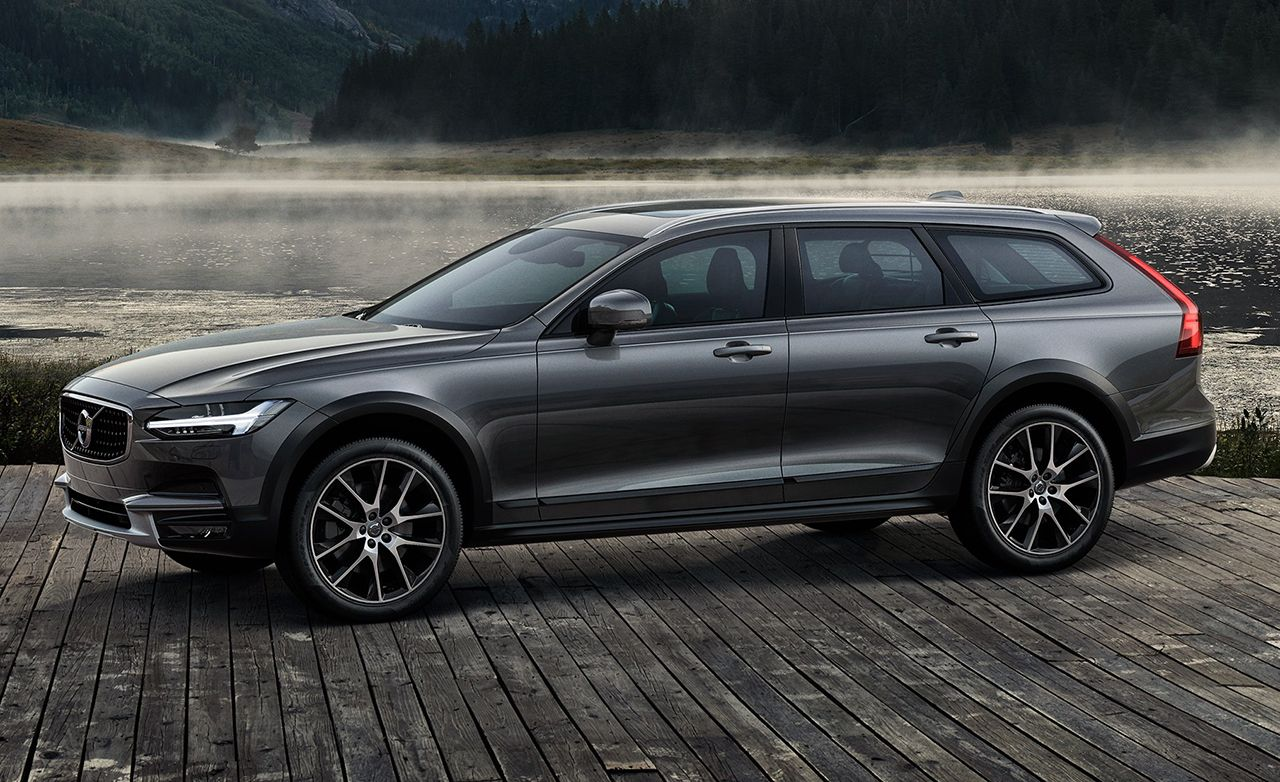 2017 Volvo V90 Cross Country: A Familiar Formula Applied to a Beautiful Wagon