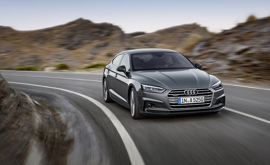 2018 Audi A5/S5 Sportback Hatches Coming to the U.S. for the First Time