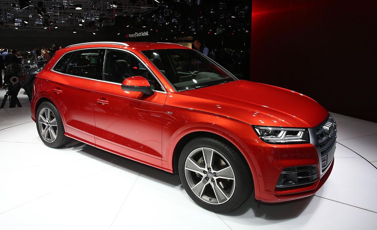 Audi truck q7 2017 s line release date