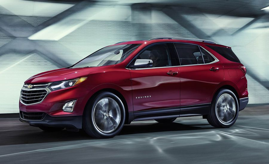 2018 Chevrolet Equinox: Packs Less Weight, More Engine Options