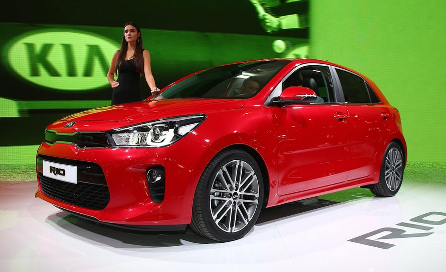 2018 Kia Rio Hatchback Euro-Spec: Bigger and Better-Looking