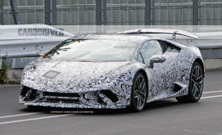2018 Lamborghini Huracan Superleggera: Lambo's Supercar Strips Down