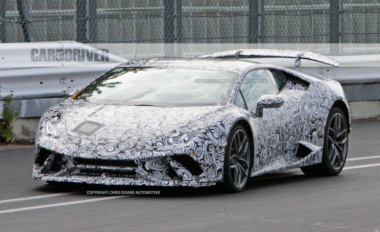 2018 Lamborghini Huracan Superleggera: Lambou0027s Supercar Strips Down