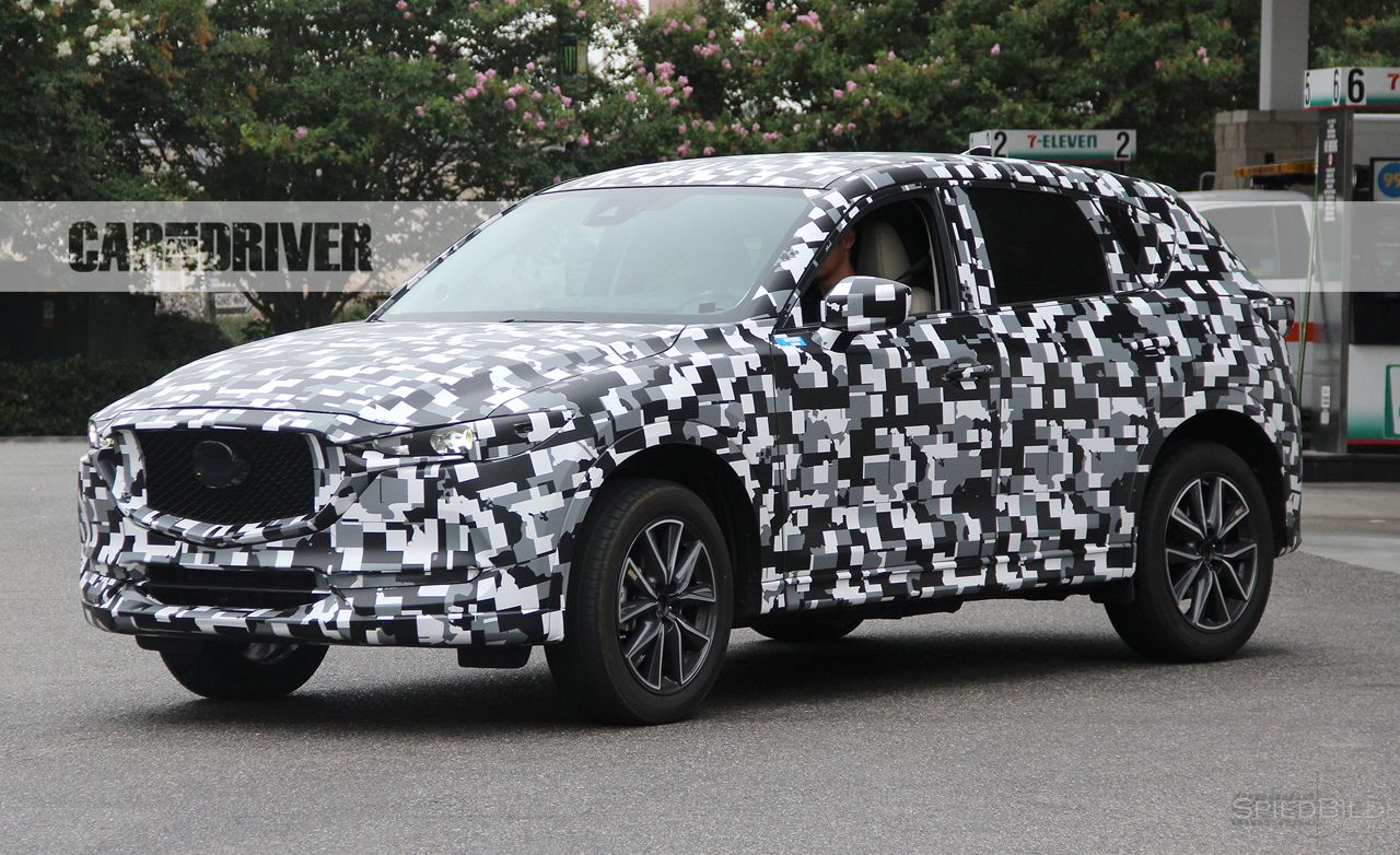 2018 Mazda CX-5 Spied: Round Two for One of Our Favorites