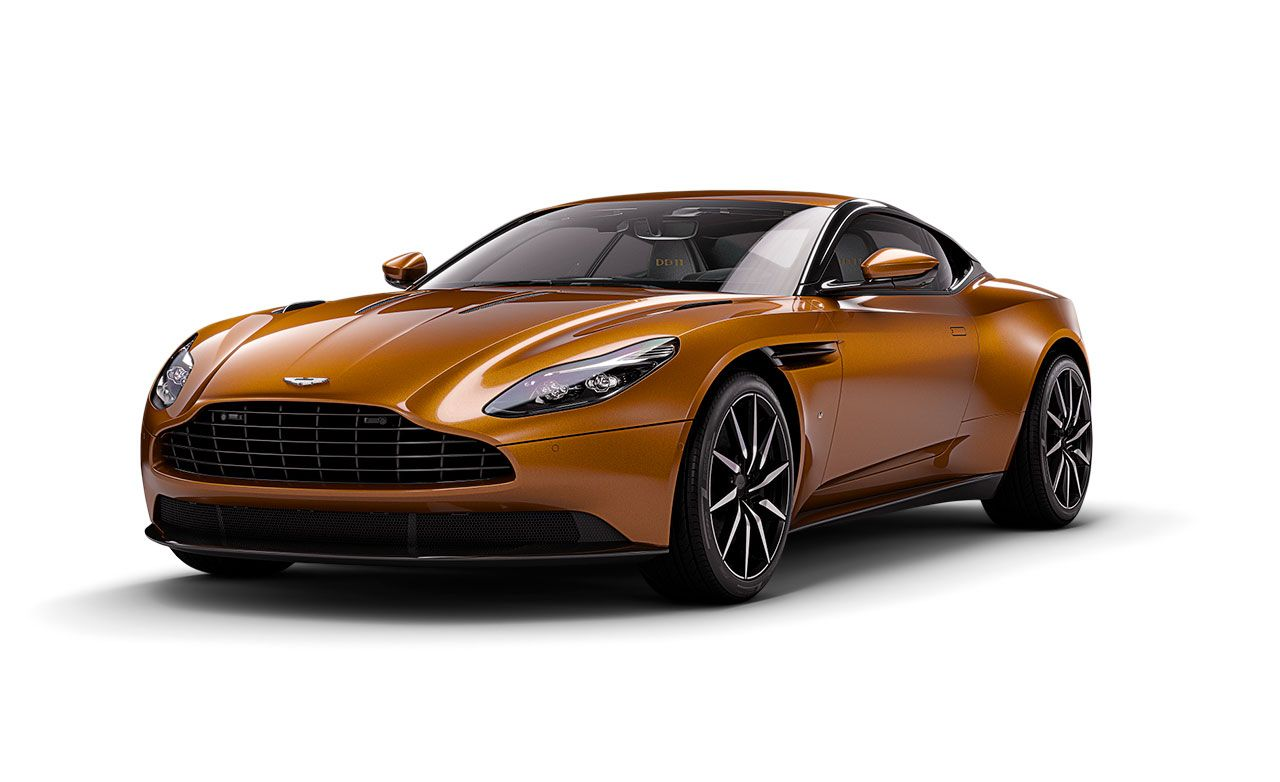 New Cars for 2017: Aston Martin