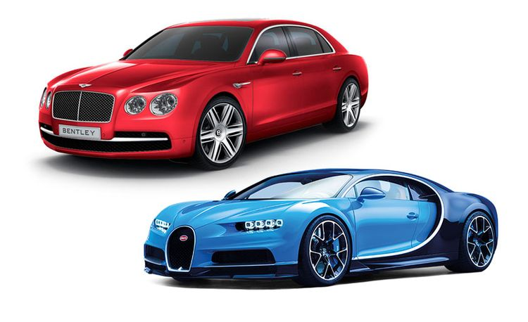 New Cars for 2017: Bentley and Bugatti