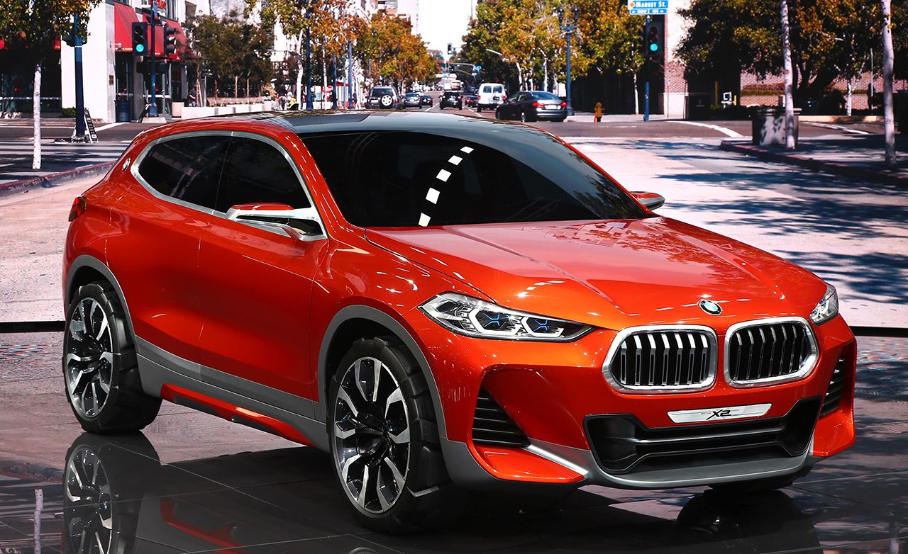 Bmw X2 2017 Price >> BMW Concept X2 Photos and Info – News – Car and Driver