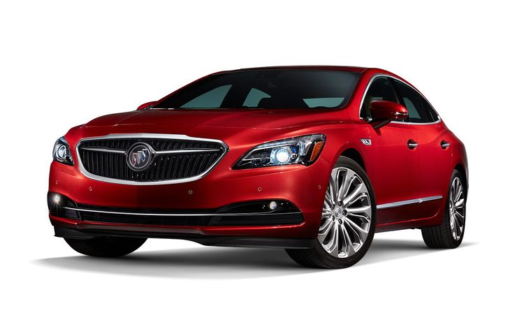 New Cars for 2017: Buick