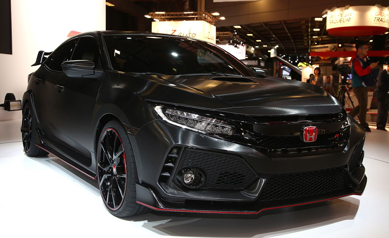 2020 Honda Civic Type R Reviews Price Photos And Specs Car Driver