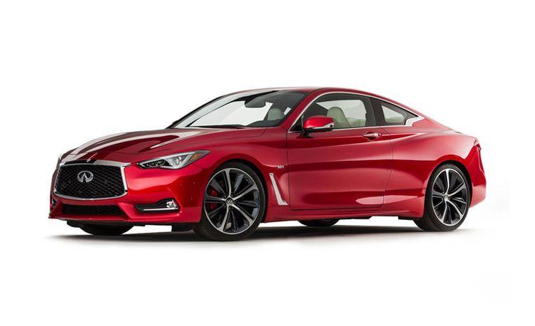 New Cars for 2017: Infiniti